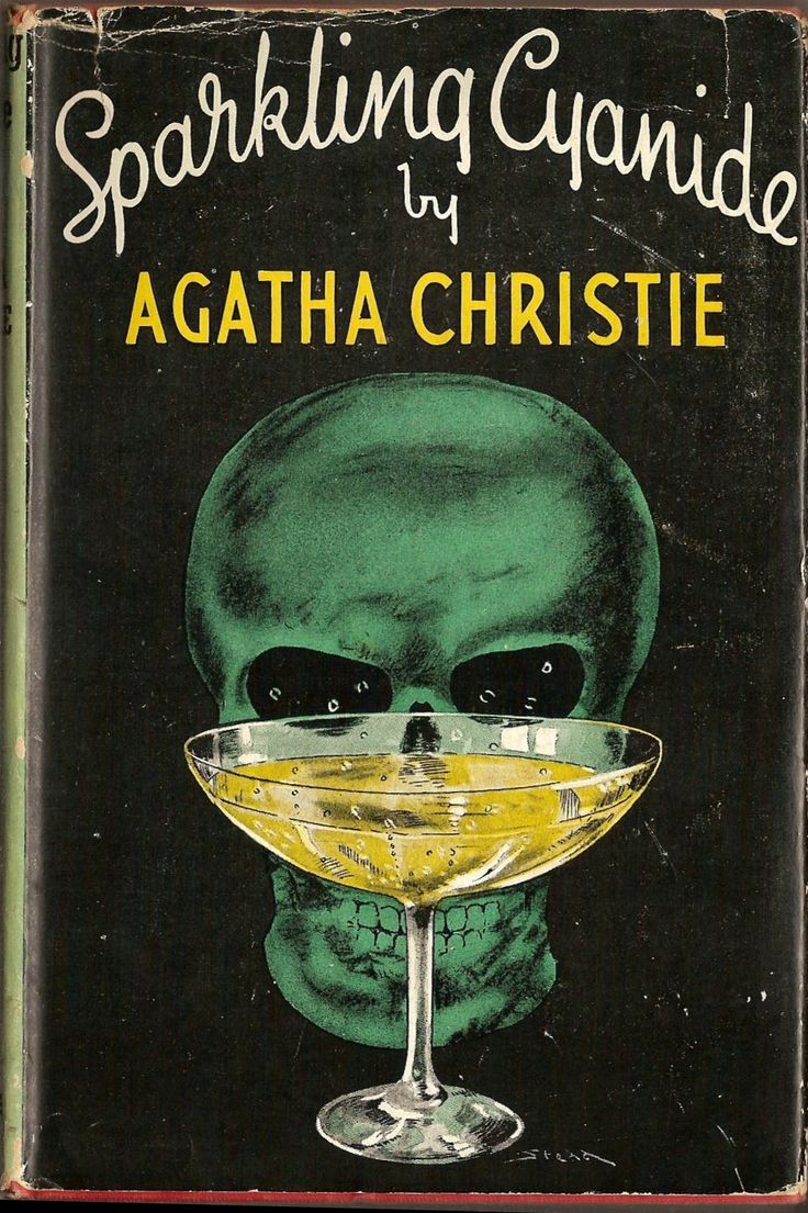 Sparkling Cyanide was first published in 1945.