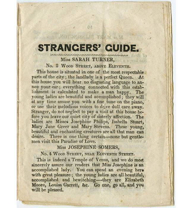 a guide to the stranger 3