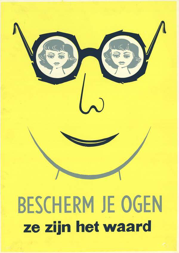 1950–1959 Protect Your Eyes