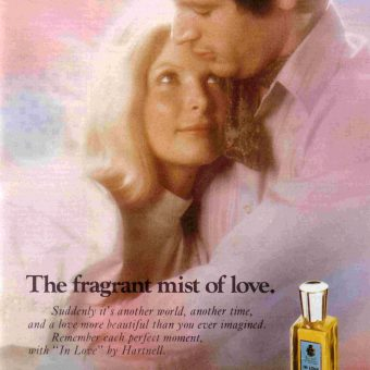 Vintage Adverts: The Look of Love