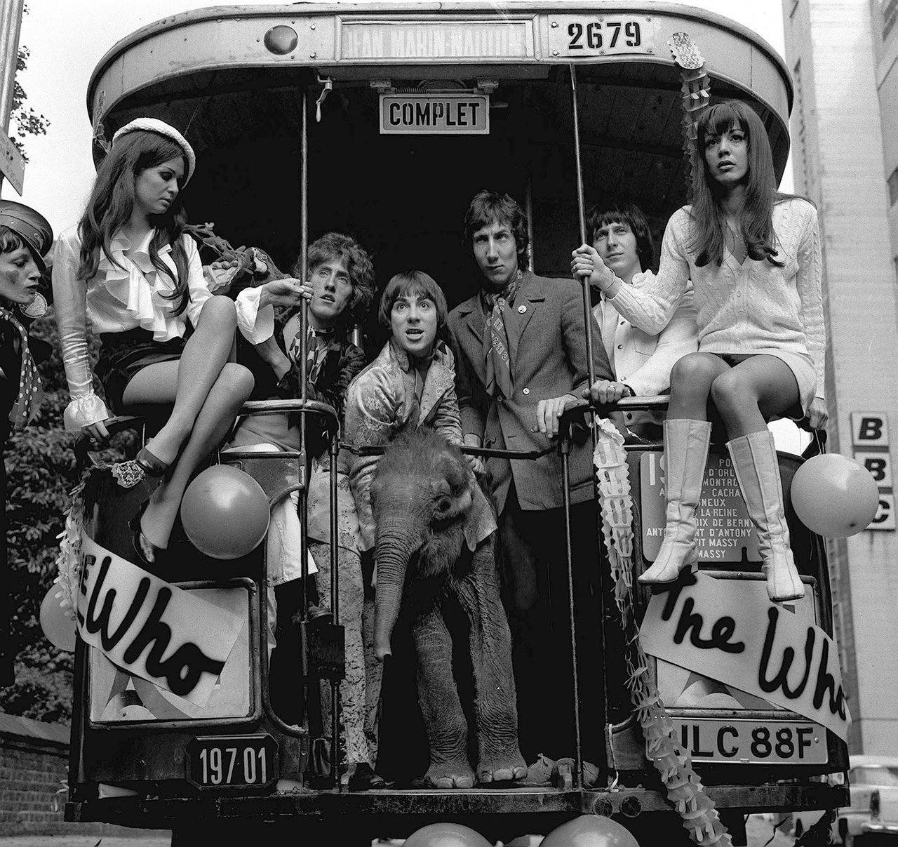 the who miniskirt