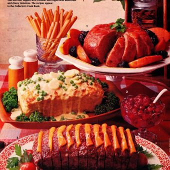 Vintage Gristle: Glistening Mounds of Mid-Century Meat