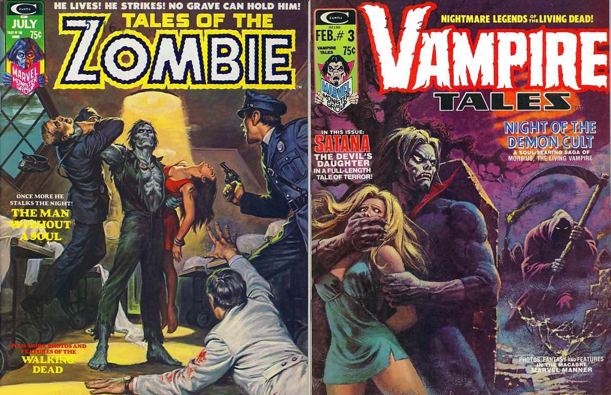 034_Tales of the Zombie July 1974
