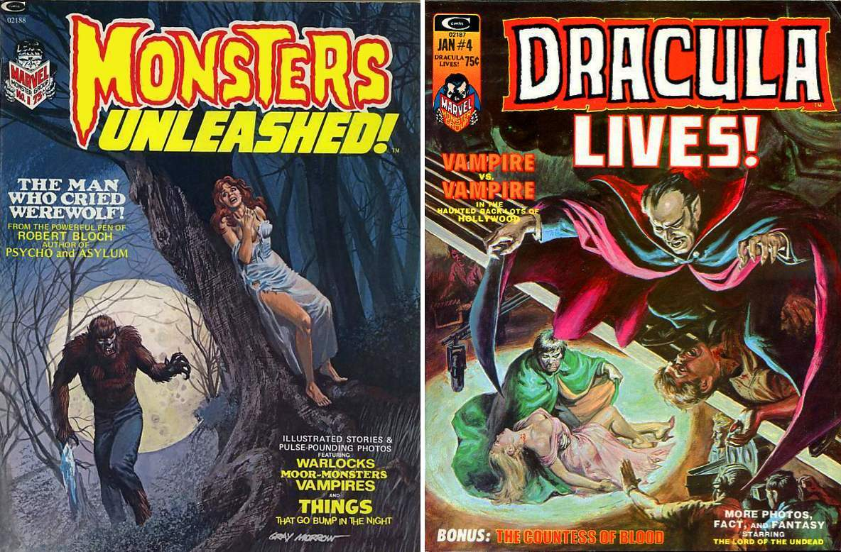 055_Monsters Unleashed 1 1973