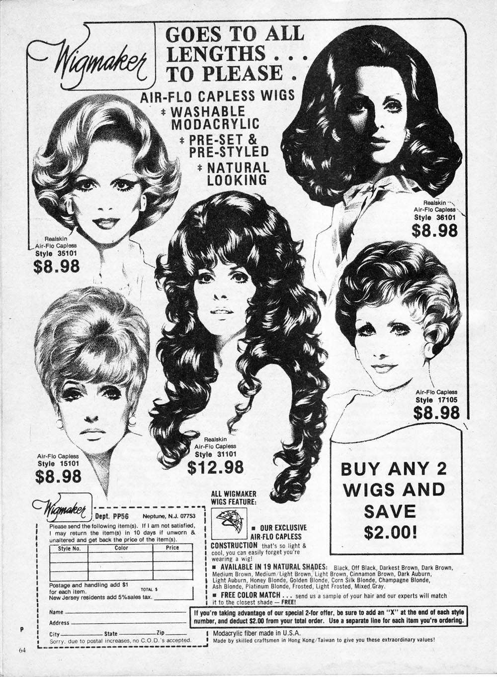 From Bouffant To Farrah The Glory Days Of Big Big Hair Flashbak