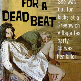 Eighteen Brilliant Pulp Novel Cover Illustrations by Robert McGinnis