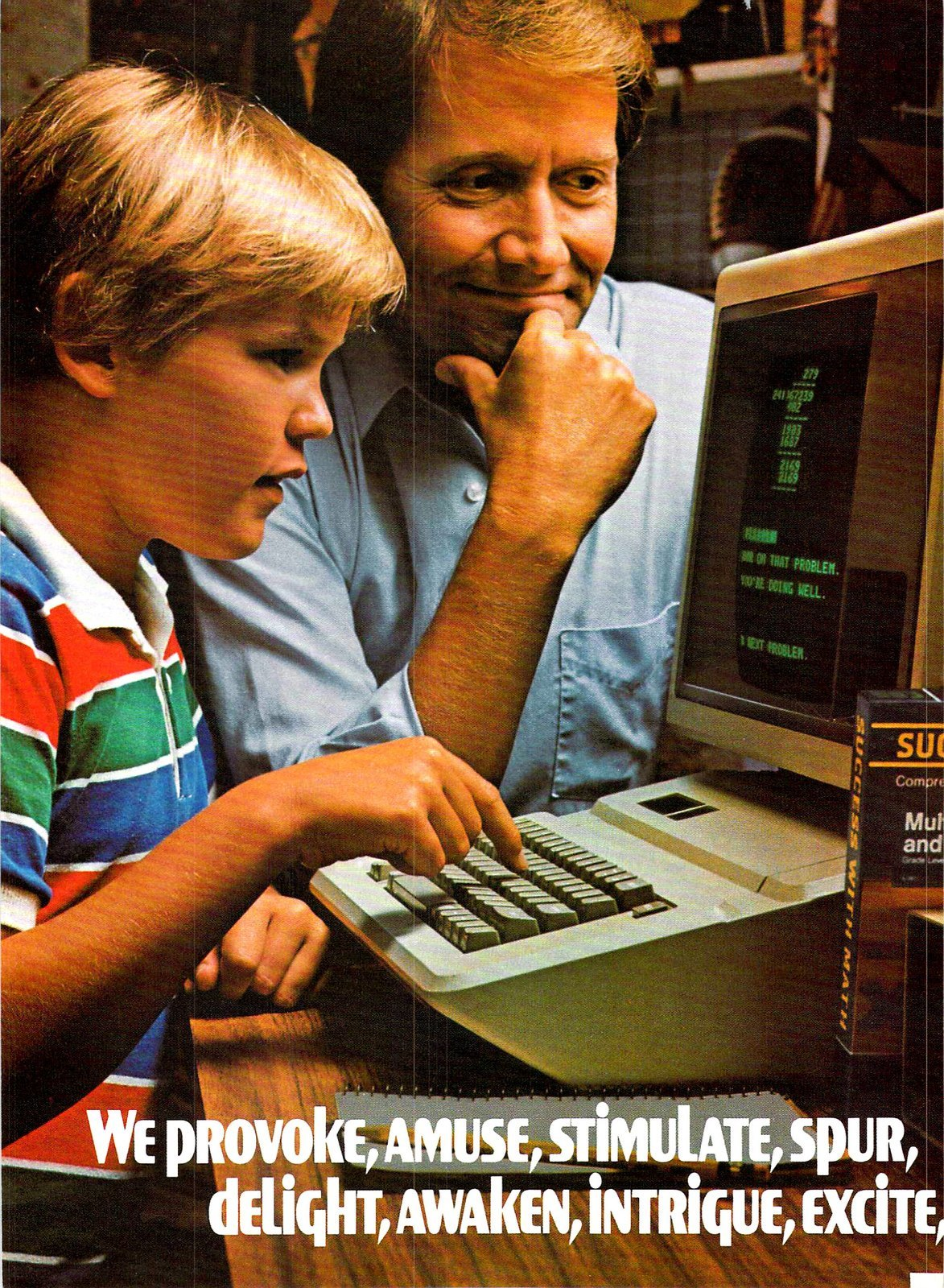 1980s Home Computers Will Make Our Dumb Kids Smart