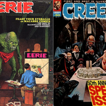 Terror Unleashed! Horror Comics of the 1970s
