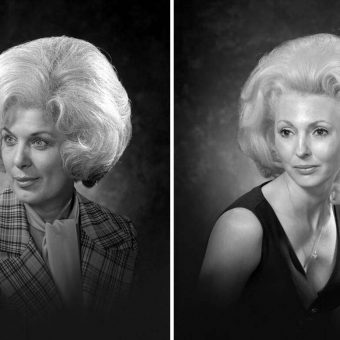 From Bouffant to Farrah: The Glory Days of Big, Big Hair
