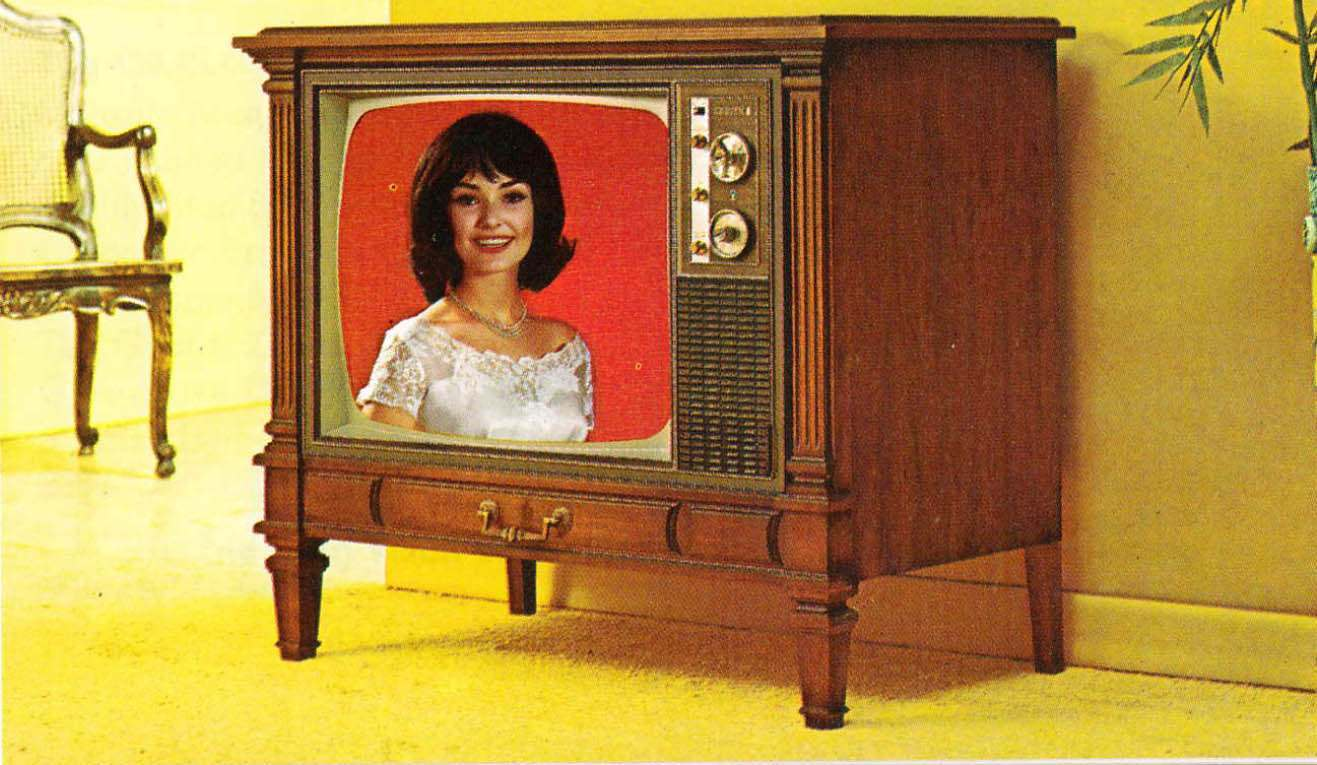 71_1971 Zenith Color TV-25