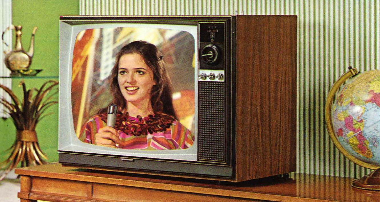 74_1971 Zenith Color TV-31