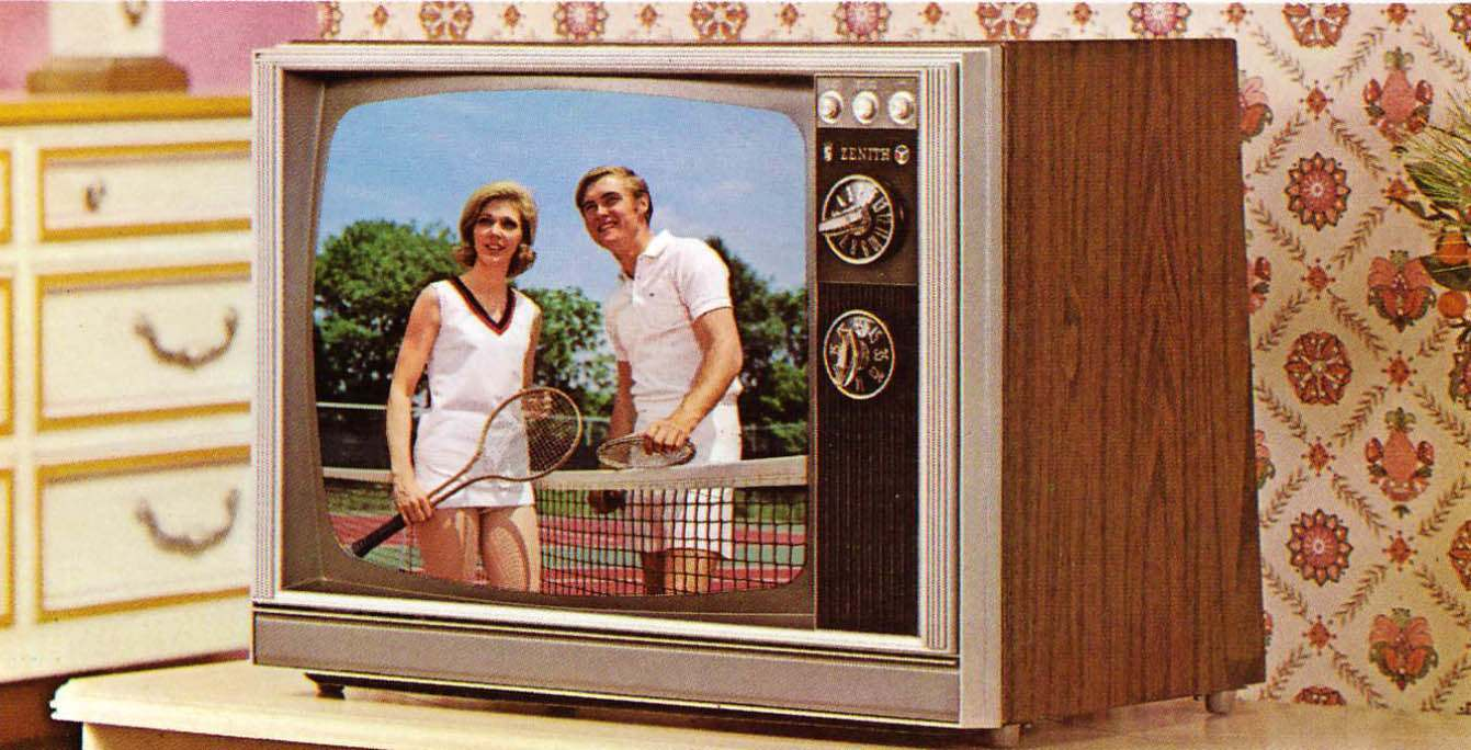 77_1971 Zenith Color TV-37