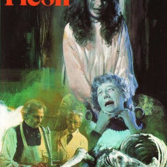 Night of the Living VHS: 1980s Horror Video Box Art
