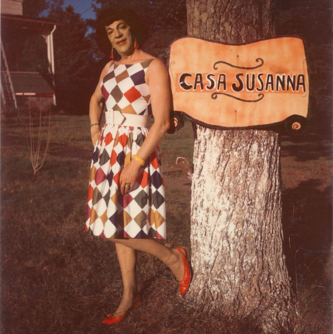 The 1950s Cross-Dressers of New York's Casa Sussanna Club