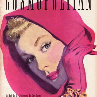 Nine Wonderful Coby Whitmore Cosmopolitan Covers from the 40s and 50s