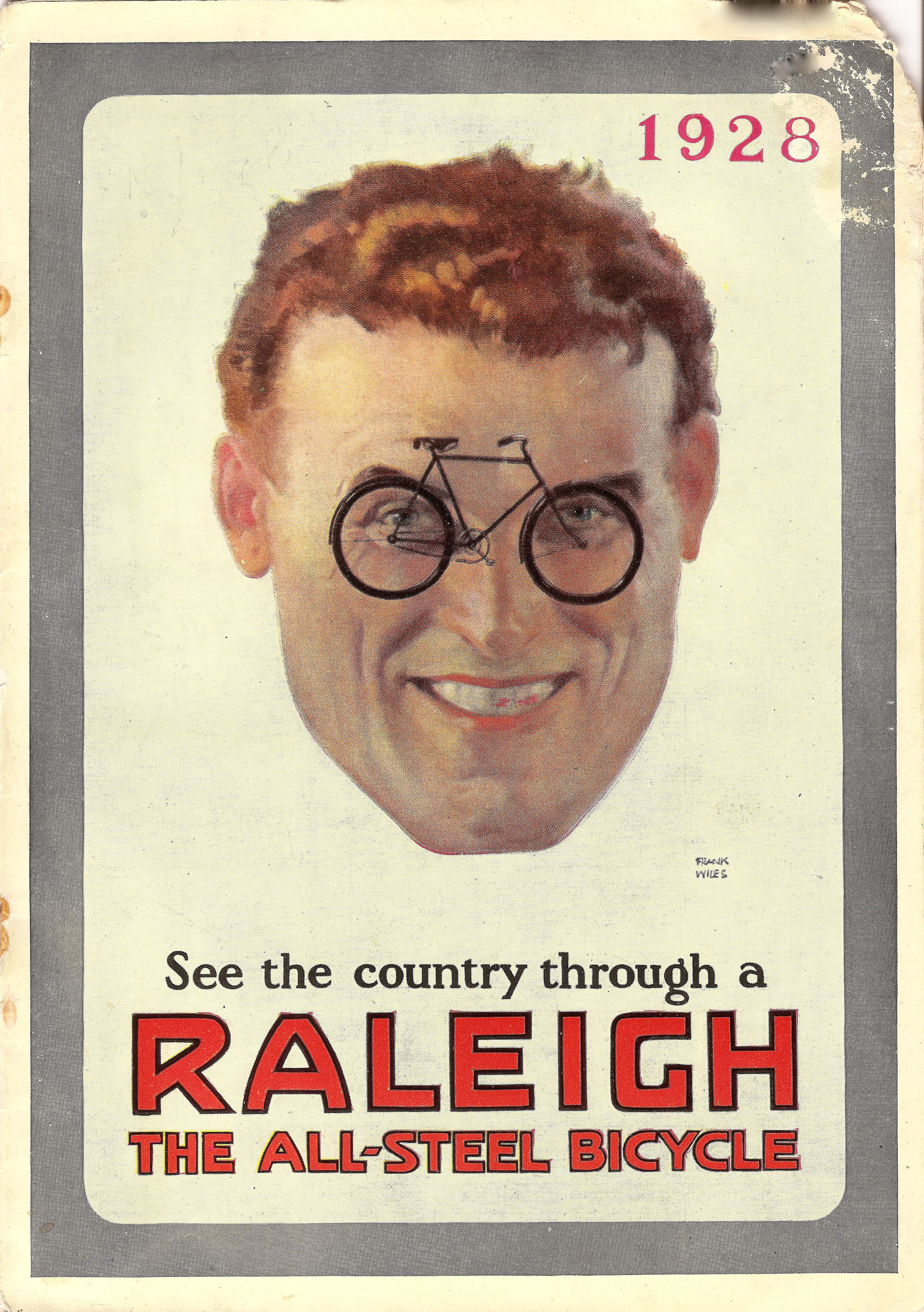 Raleigh image from 1928