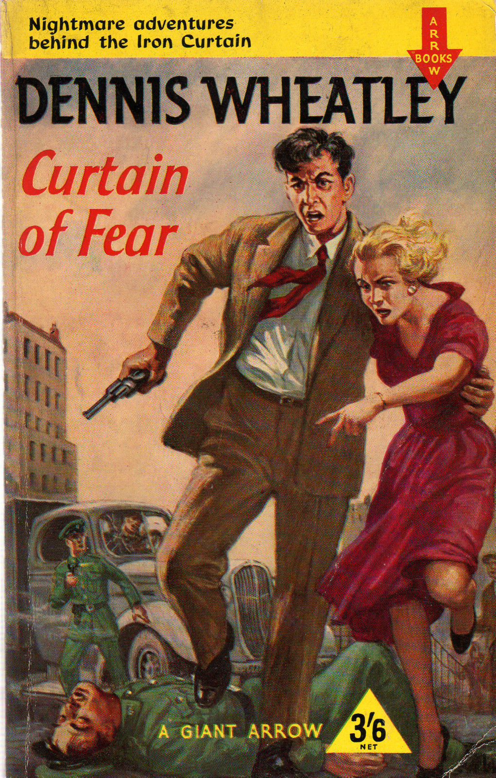 Curtain of Fear published in 1953.