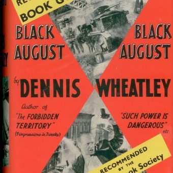 "Dennis Wheatley – the ""Prince of Thriller Writers"""