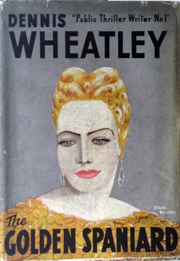 The Golden Spaniard published in 1938.