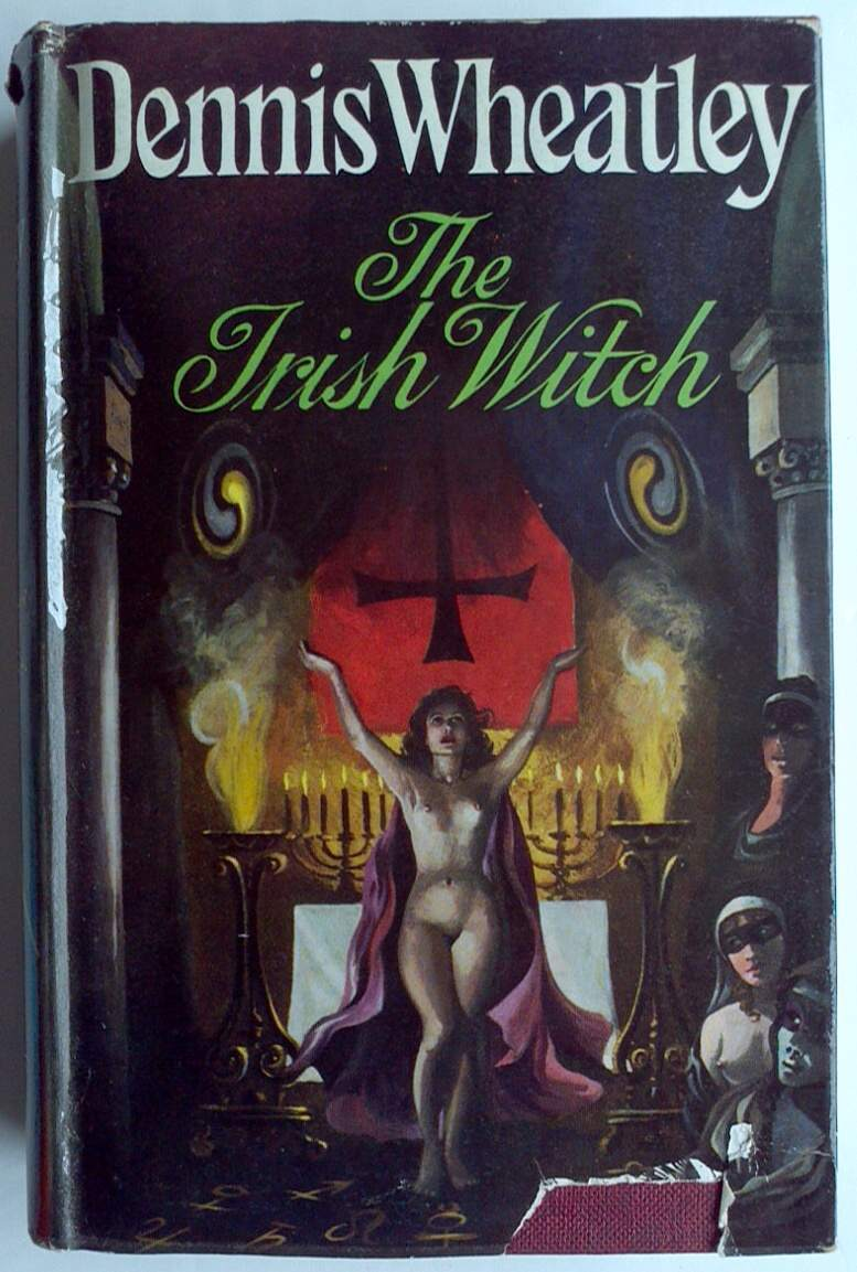 The Irish Witch published in 1973.
