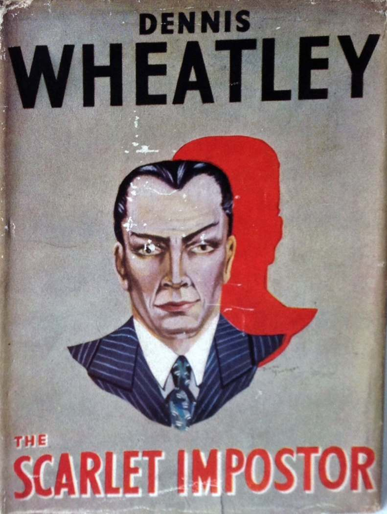 The Scarlet Impostor published in 1940.