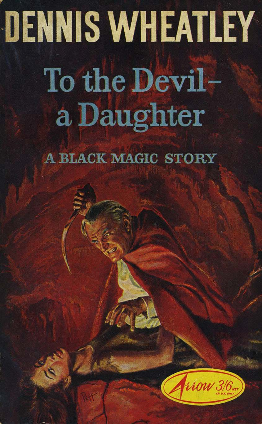 To the Devil a Daughter published in 1953.