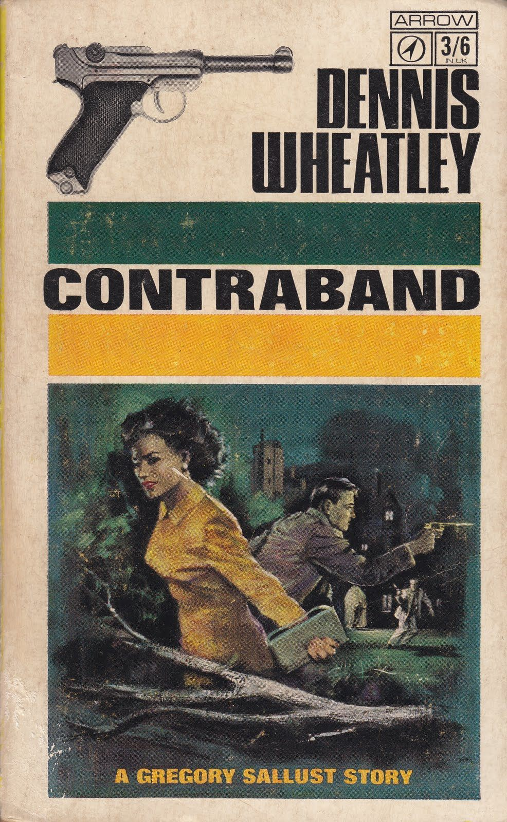 Contraband published in 1936.