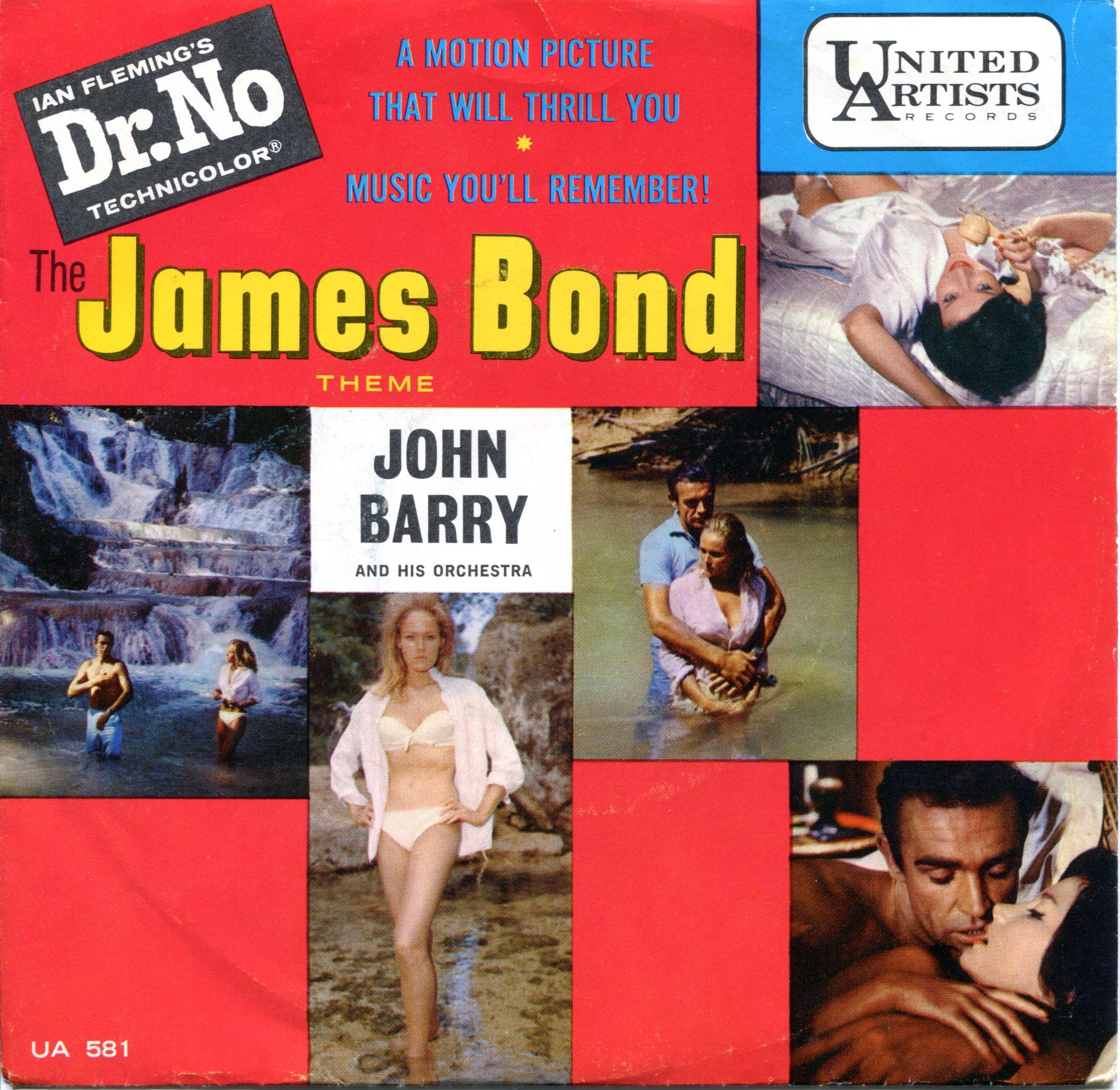 Dr No James Bond theme by John Barry