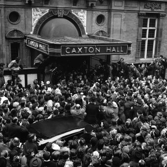 Caxton Hall in Westminster – Where the Stars Got Married