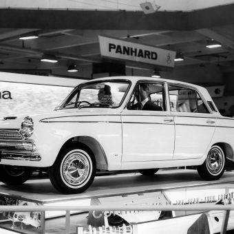 The Ford Cortina – Twenty Years of Advertising Britain's 'Favourite' Car