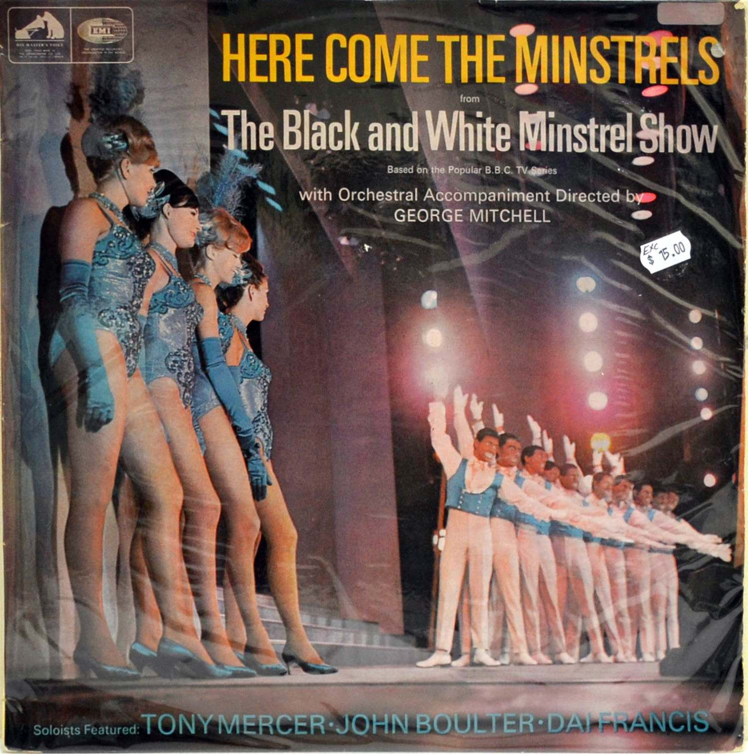 George Mitchell Minstrels, Here Come The Minstrels, 1966