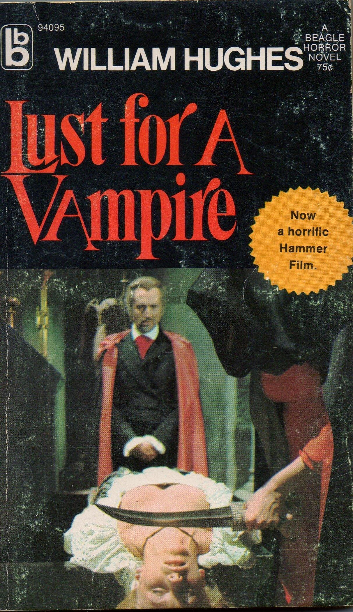 Novelisation of Lust for a Vampire