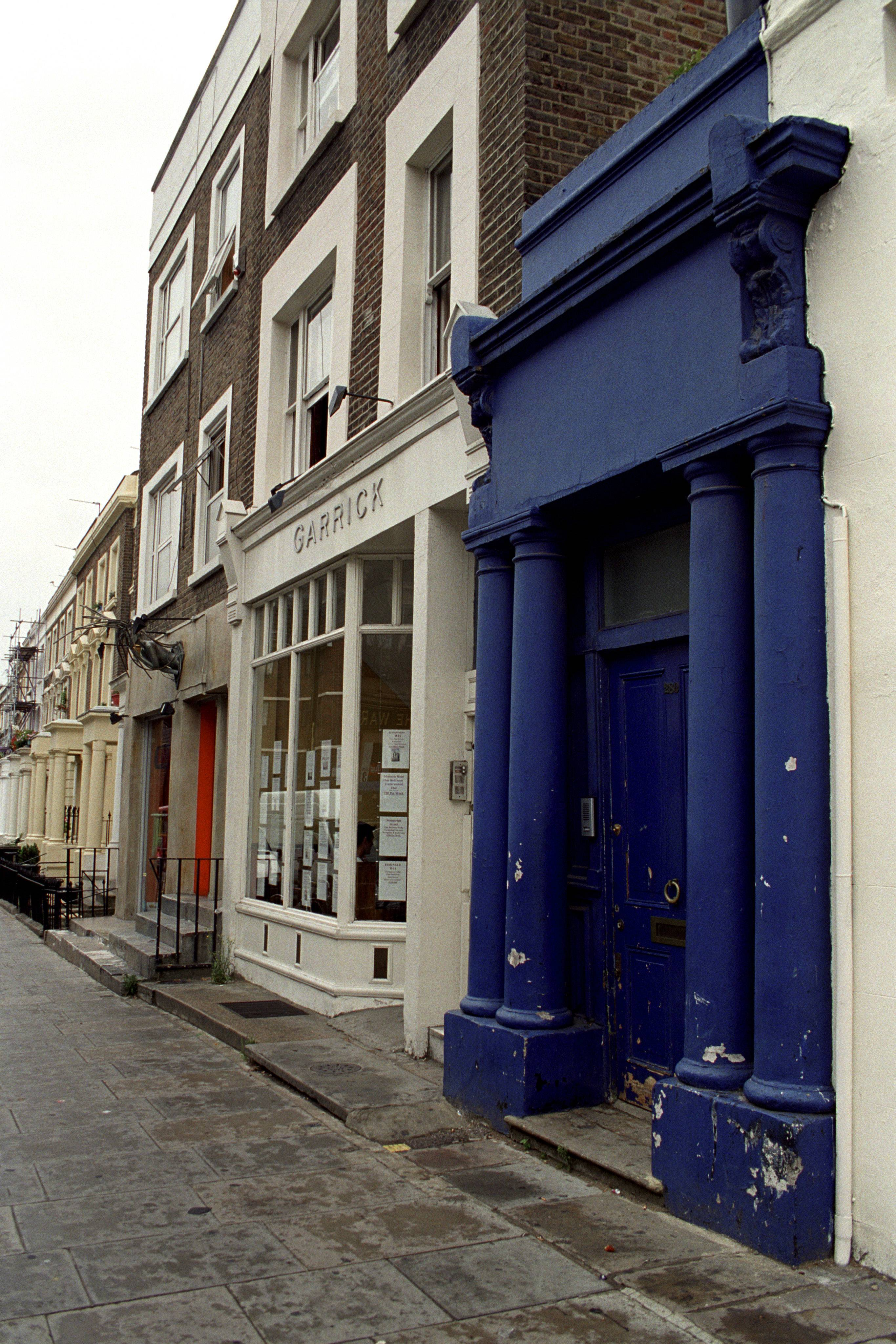 Notting Hill London: Notting Hill, London, 1950-2000: Murder, Race Riots And
