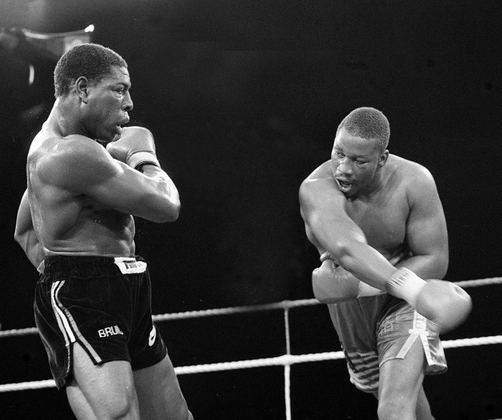 Frank Bruno v Tim Witherspoon