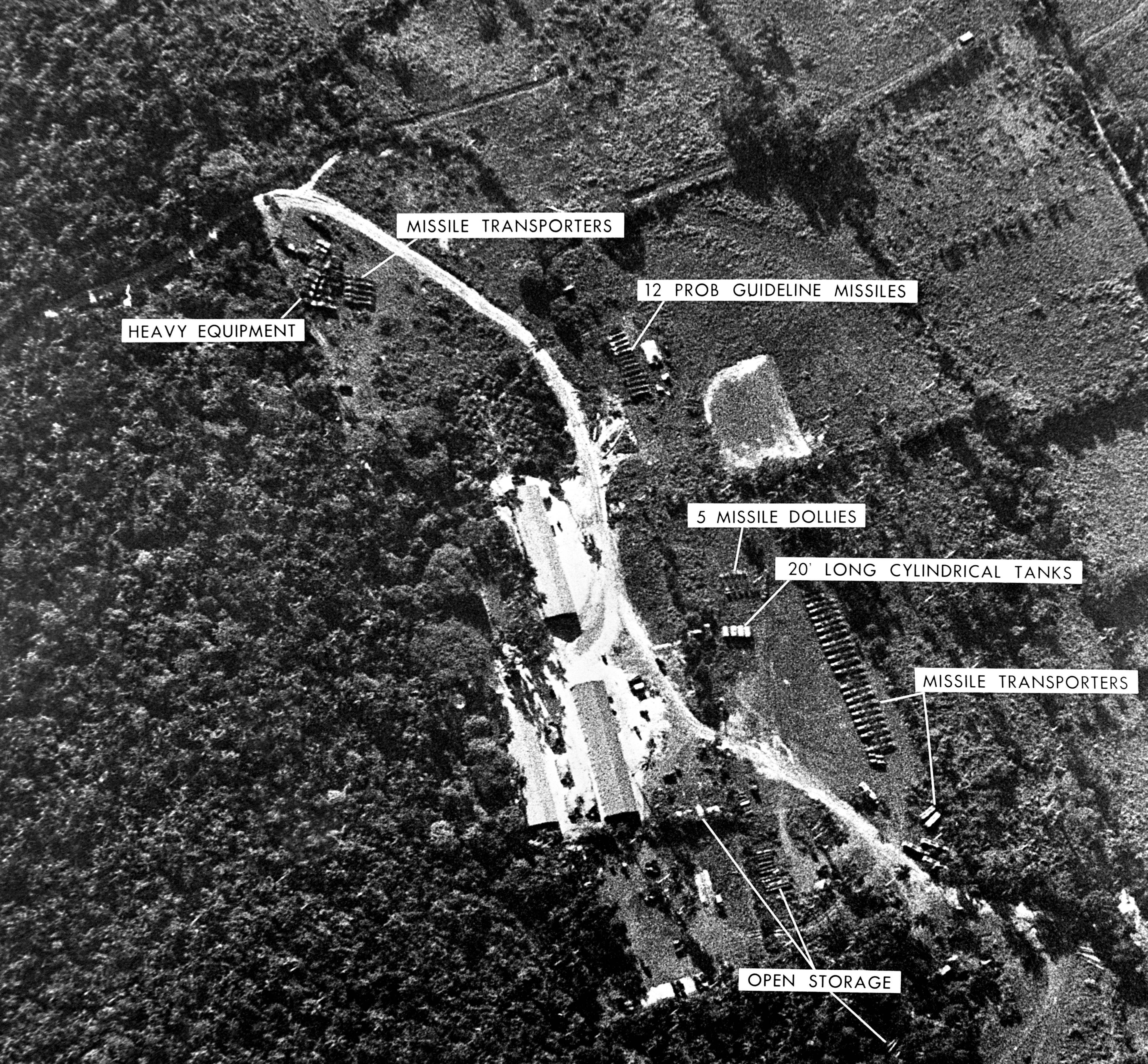 Politics - Cuban Missile Crisis - US Embassy releases Images