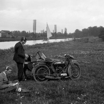 Heroes, Dames And Monowheel Magic: Motorcycles In The 1920s