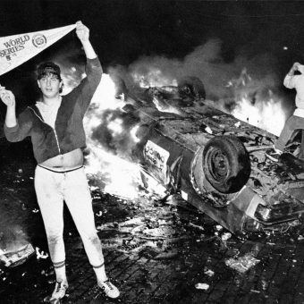 Bubba Helms Was A Halloween Riot: When Detroit Won The 1984 World Series