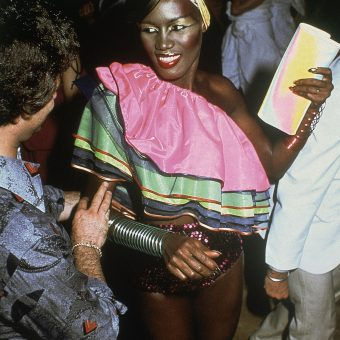 Grace Jones Fucked The 'Caveman Shit' And Conquered the World