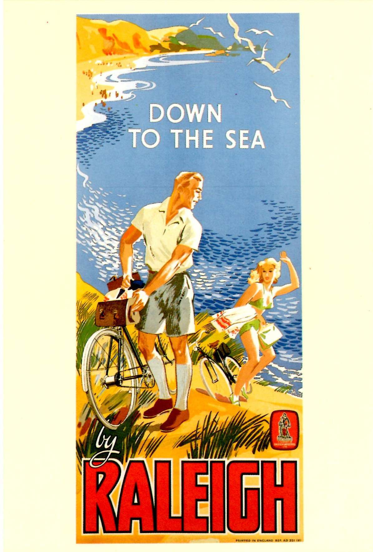 """Down to the Sea"" c.1955"