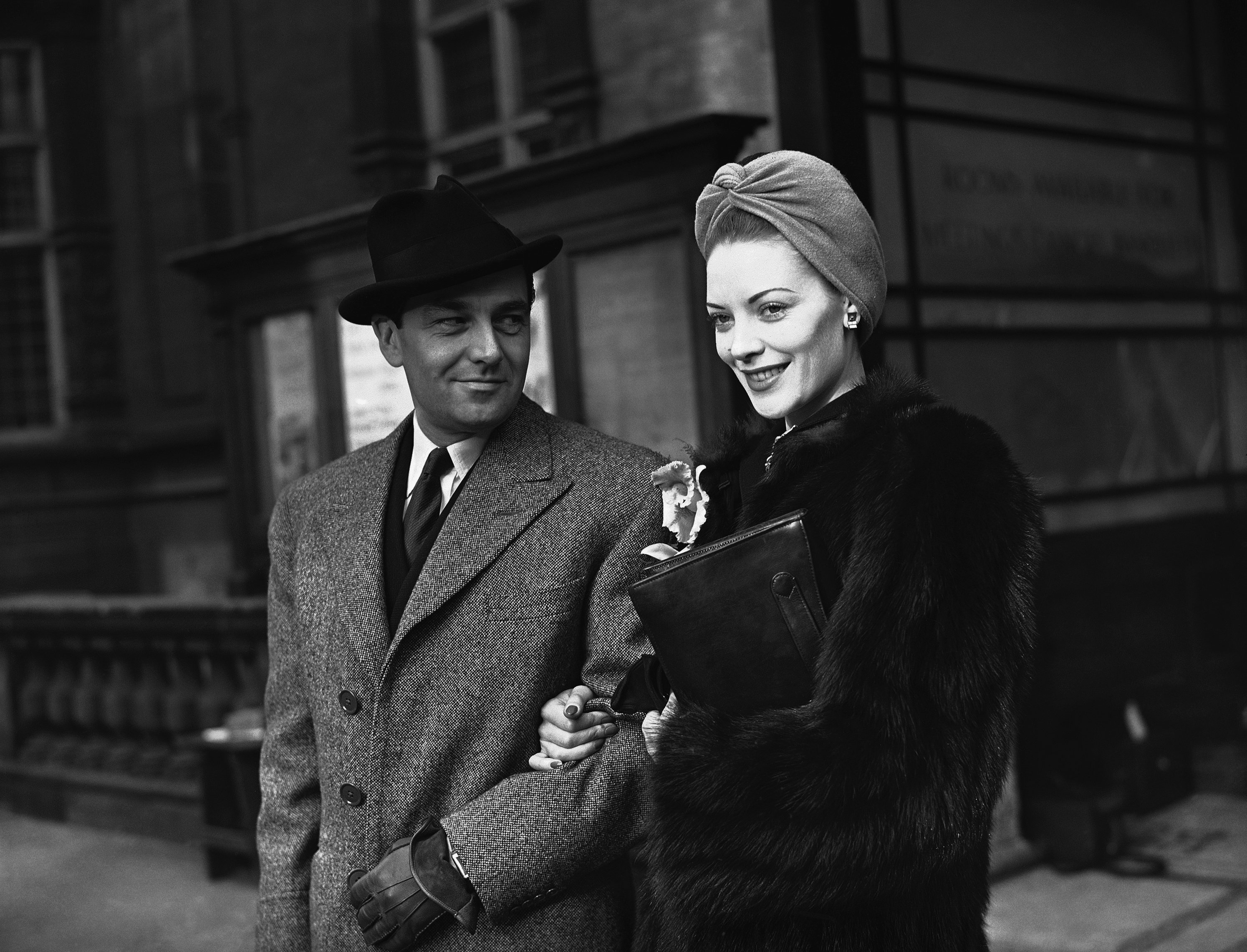 Robert Nesbitt, the theatrical producer, was married at Caxton Hall, London on Jan. 2, 1943, to Iris Lockwood, the actress. They were married until he died in 1995.