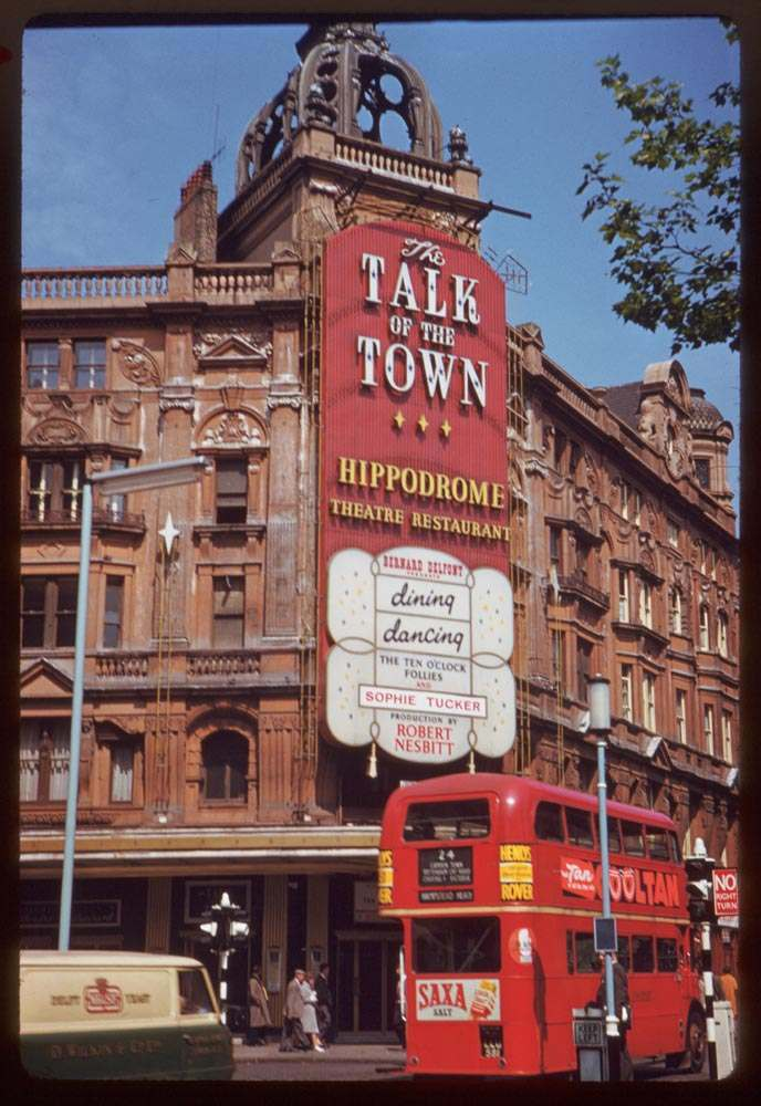 When London S Hippodrome Became The Talk Of The Town