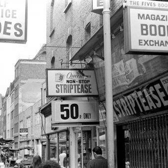 'Hot Pants Galore! – Pictures of a Seedy Soho in March 1972