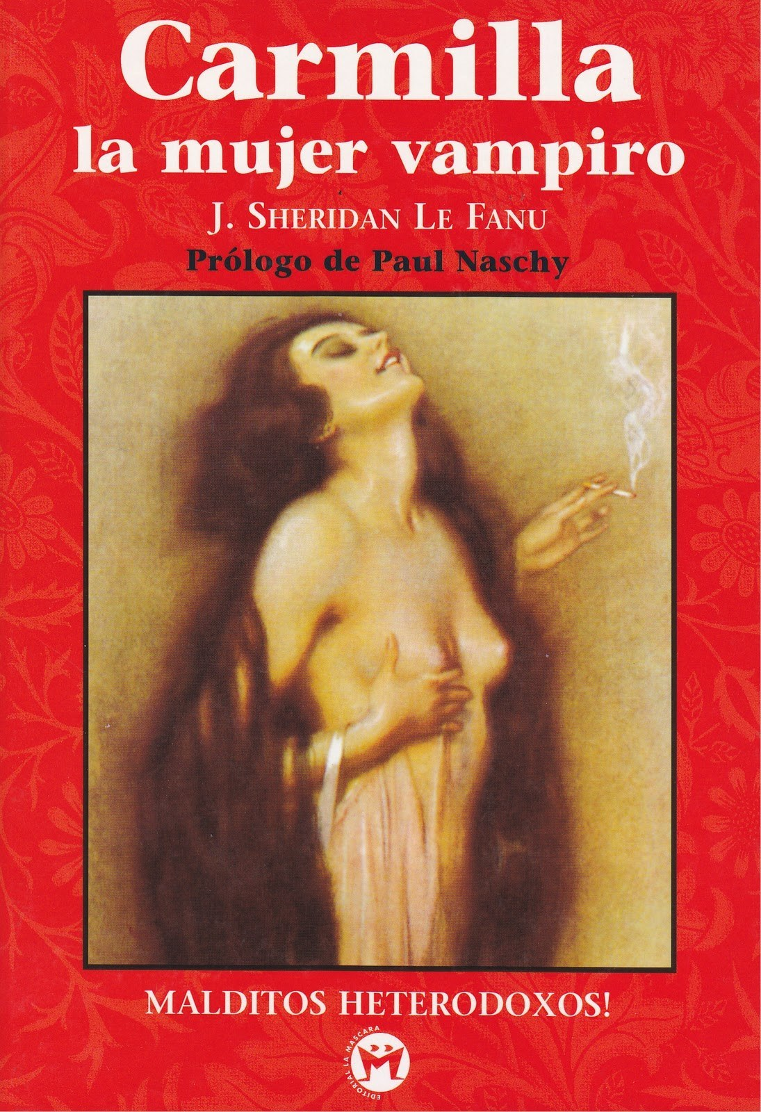 Sheridan Le Fanu's novella was first published in 1871.