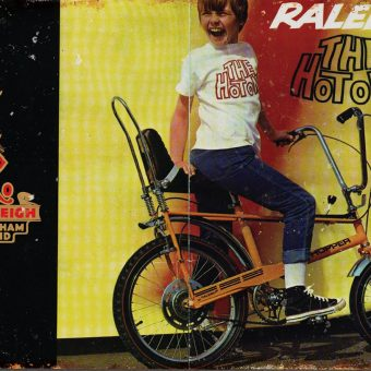 'The Key-way to the Highway ' – The Rise and Fall of Raleigh – 100 years of Ads.