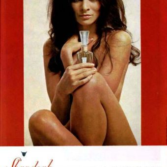 Velvet Shadows and Kissing Sticks: 1970s-80s Beauty and Cosmetics Adverts