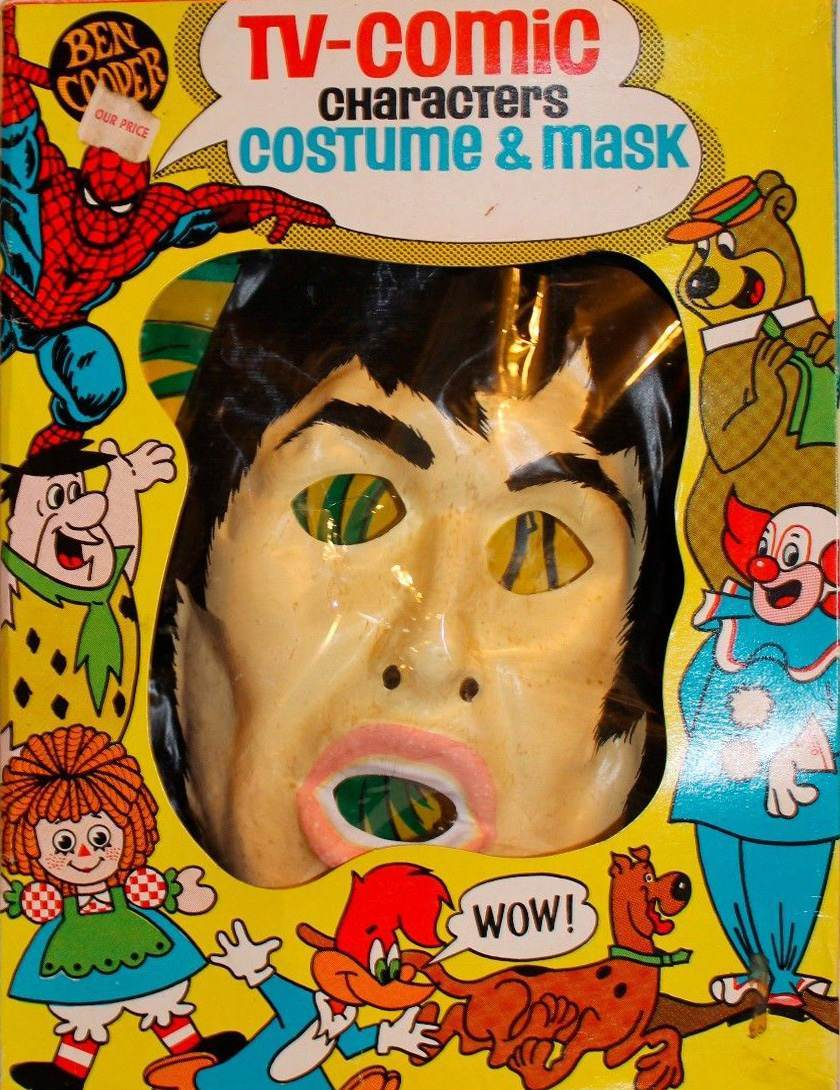 Bad Halloween Costumes of the 1970s and 80s - Flashbak
