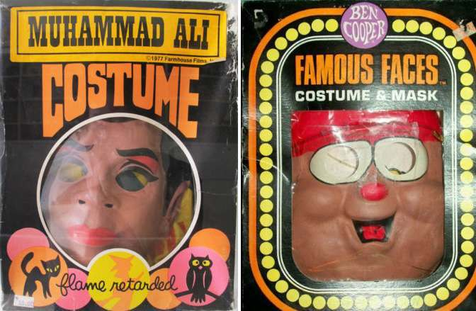 halloween costume (4) & Bad Halloween Costumes of the 1970s and 80s - Flashbak
