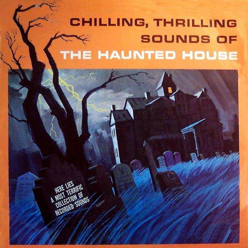 Sounds To Make You Shiver! Horror Novelty Records Of The