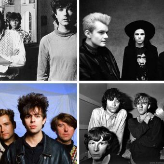 10 Great Guitar Riffs of 1980s New Wave & Alternative Music