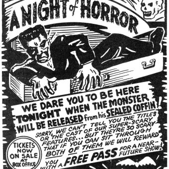 Haunted Attractions and Spook Shows of Yesteryear